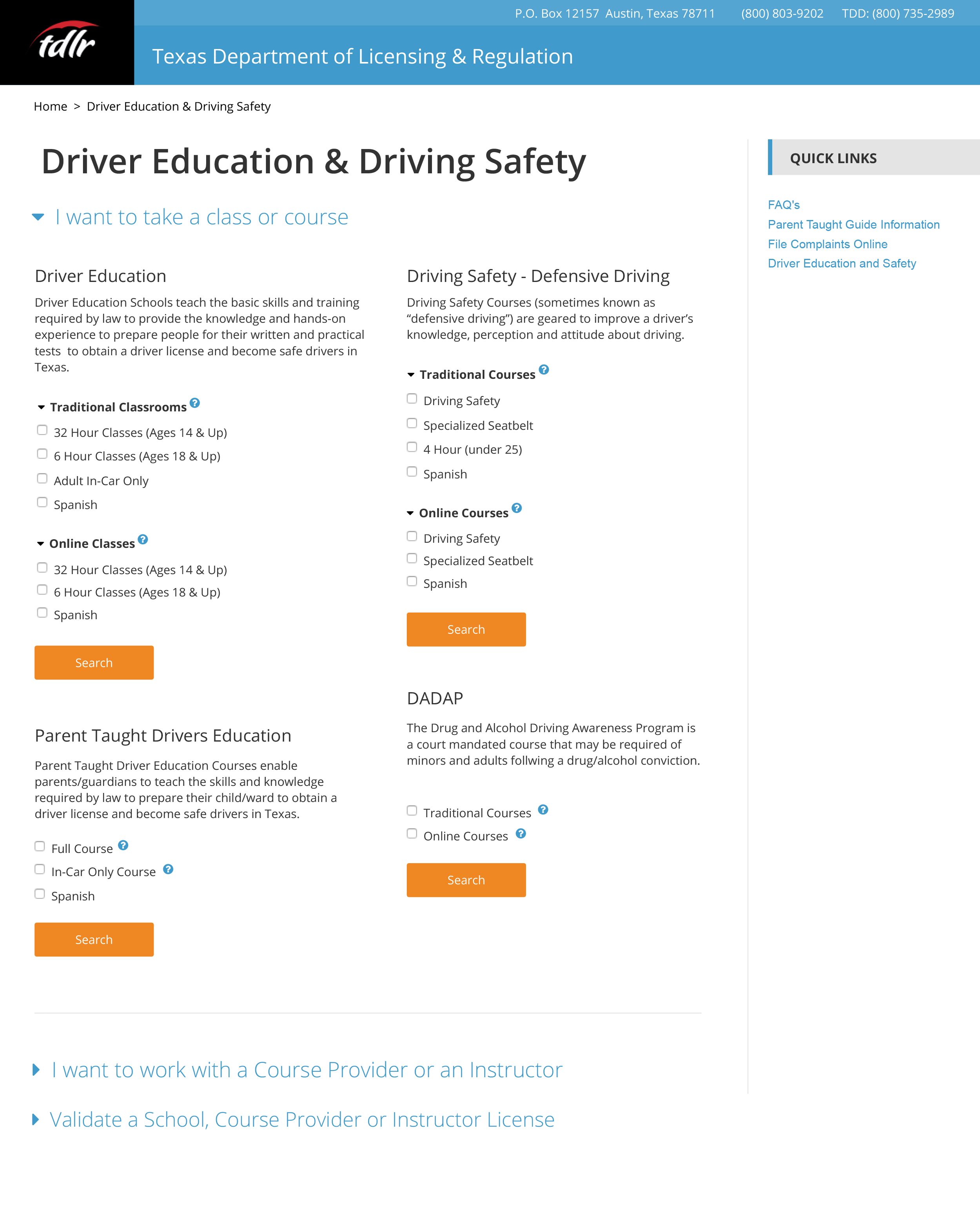what are the characteristics of safe drivers